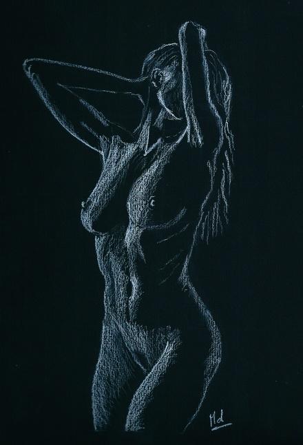 Nu a la craie blanche sur papier noir NuSurPapierNoir_201204_0002-440x6463
